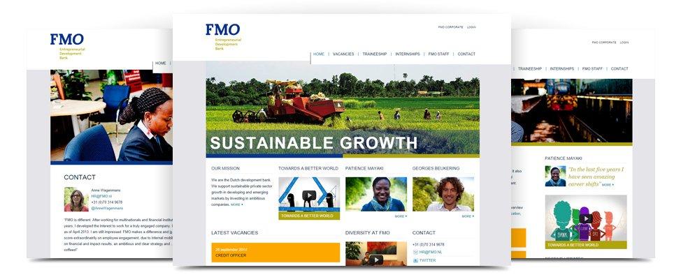 werken bij FMO