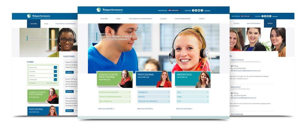 werken bij Teleperformance