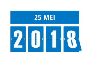 ingang AVG op 25 mei 2018